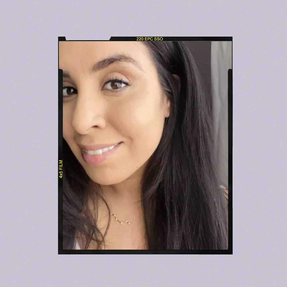 NYX Total Control Pro Drop Foundation Results on Stephanie Montes