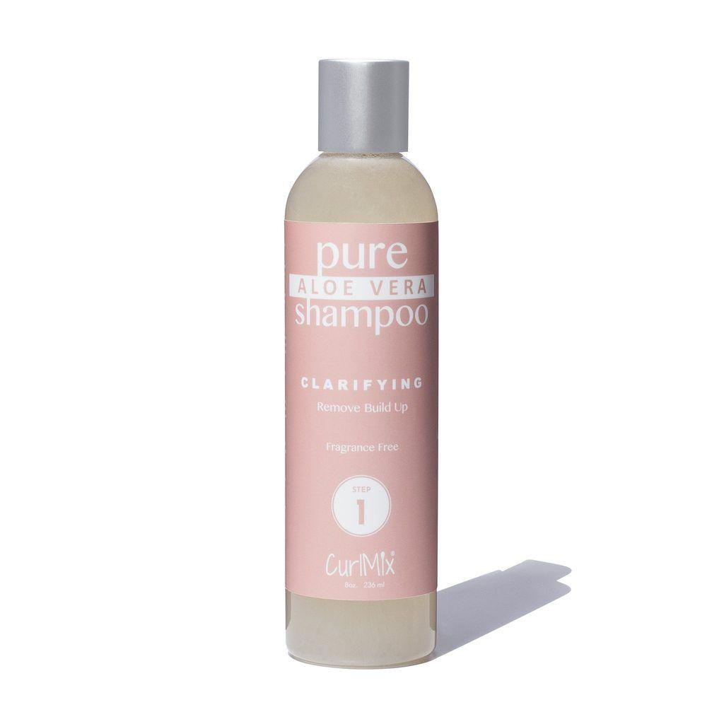 Pure Aloe Vera Shampoo Fragrance-Free