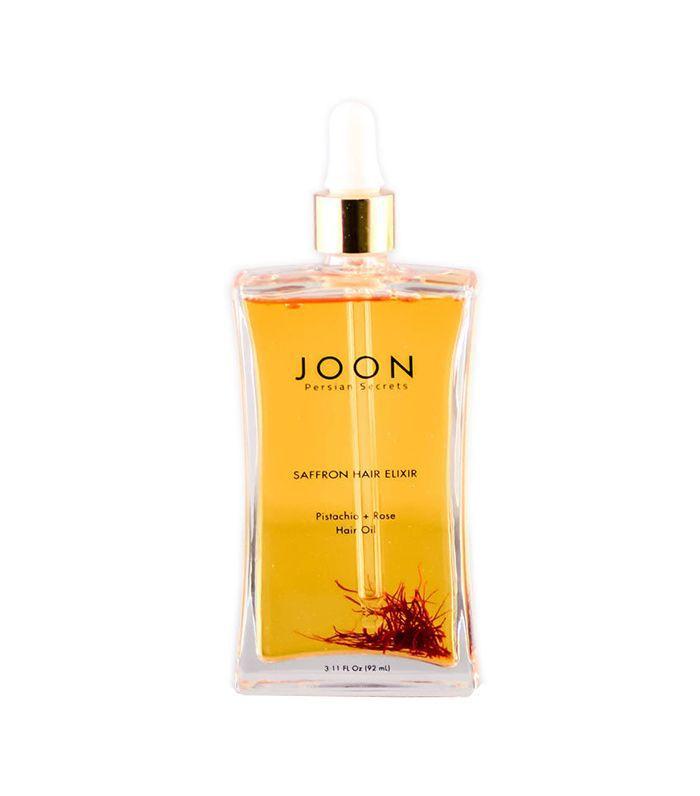 Saffron Hair Elixir Oil