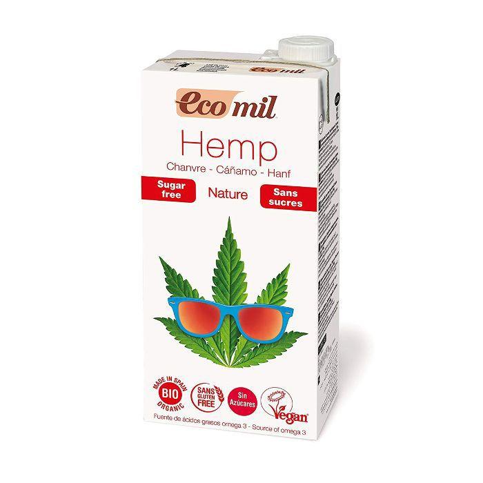 Eco Mil Hemp Drink 1L (Pack of 6)