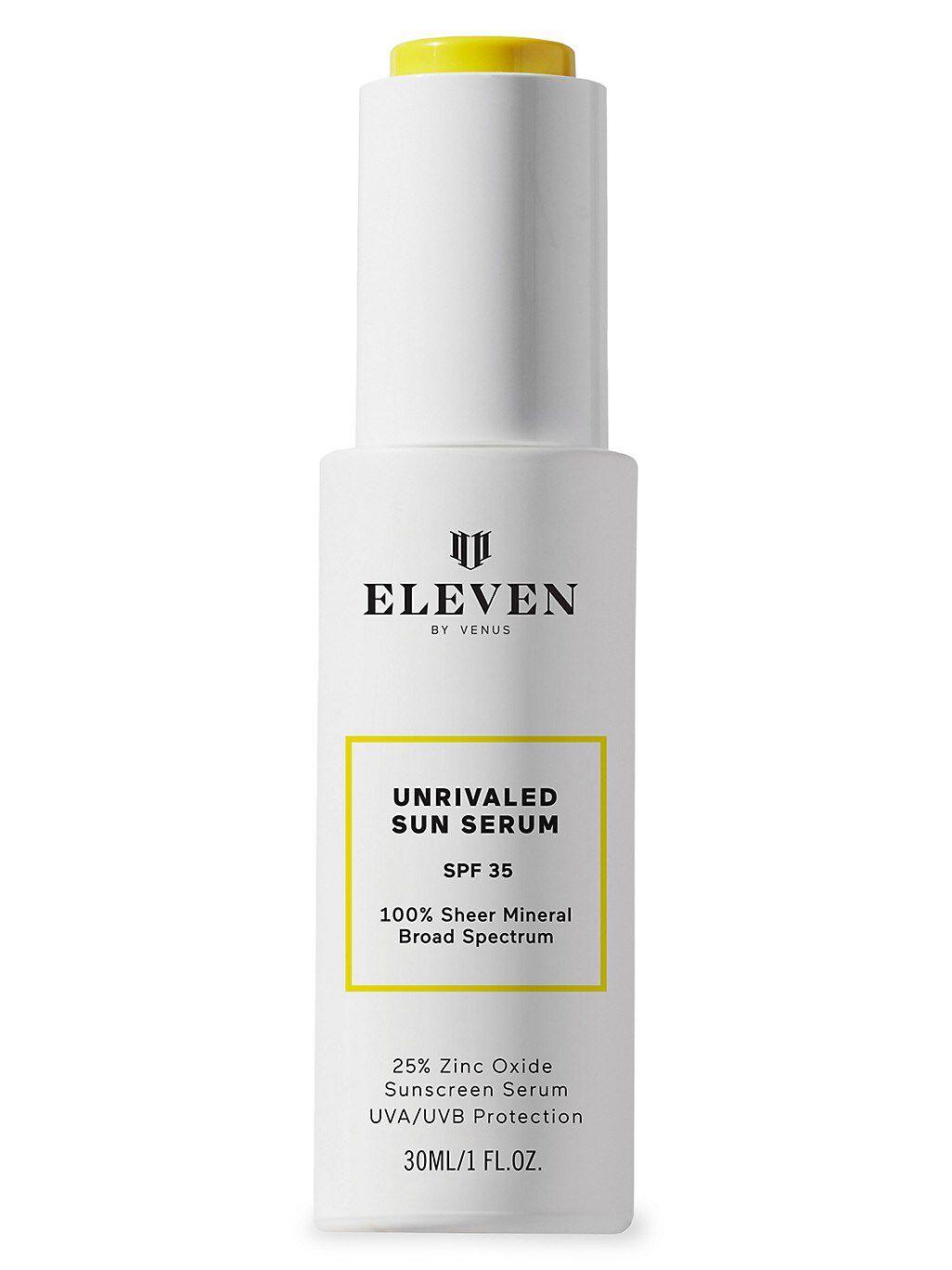 EleVen by Venus Williams Unrivaled Sun Serum SPF 35