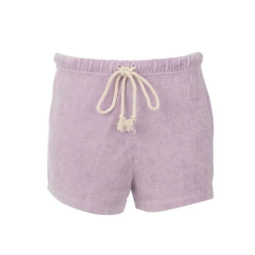 Pink Terry Shorts ($105)