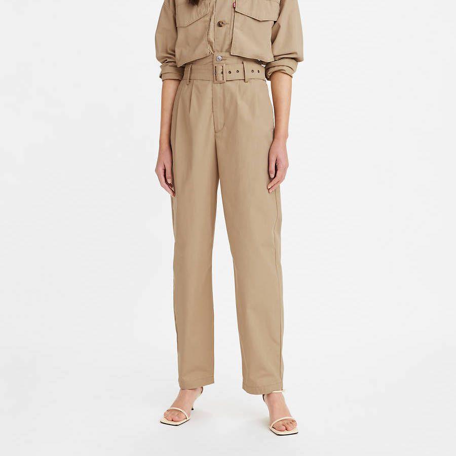 Levi's Premium Tailored High Loose Taper Pant