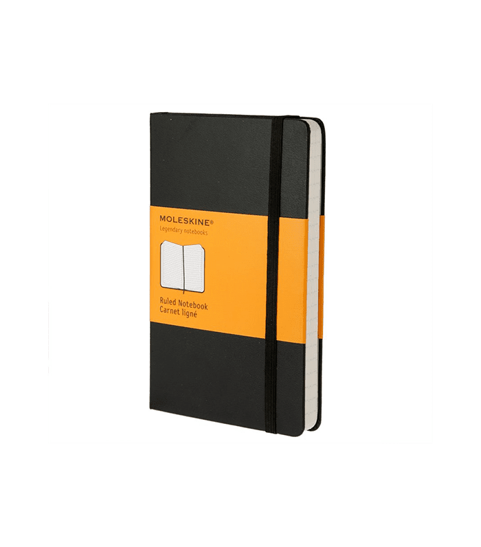 Moleskine Notebook - How to be Less Anxious
