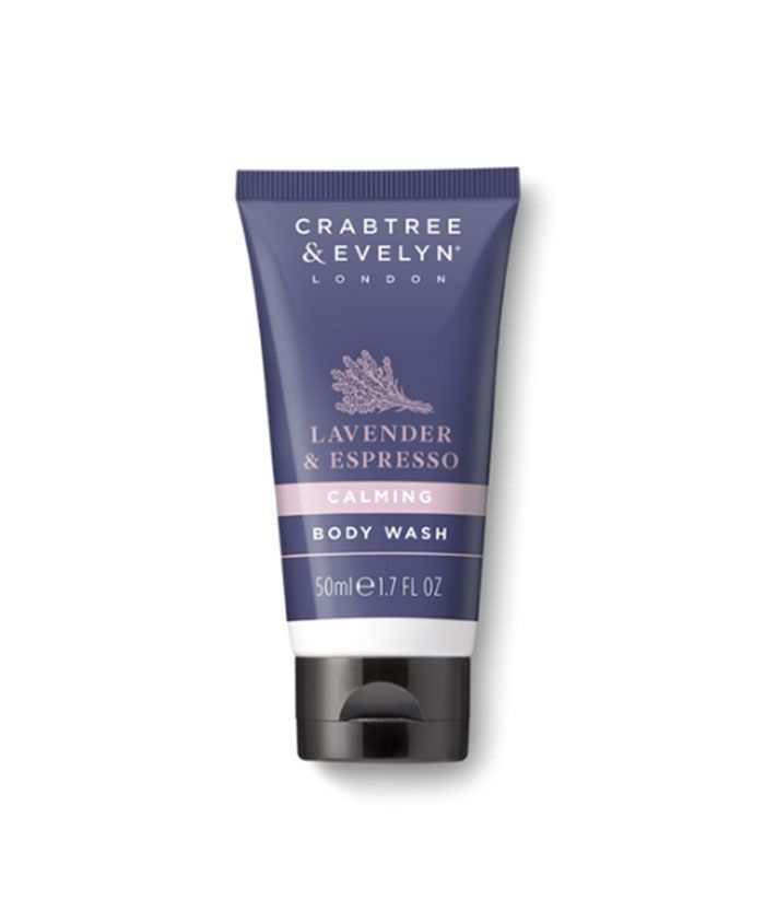 Crabtree & Evelyn Lavender & Espresso Calming Body Wash