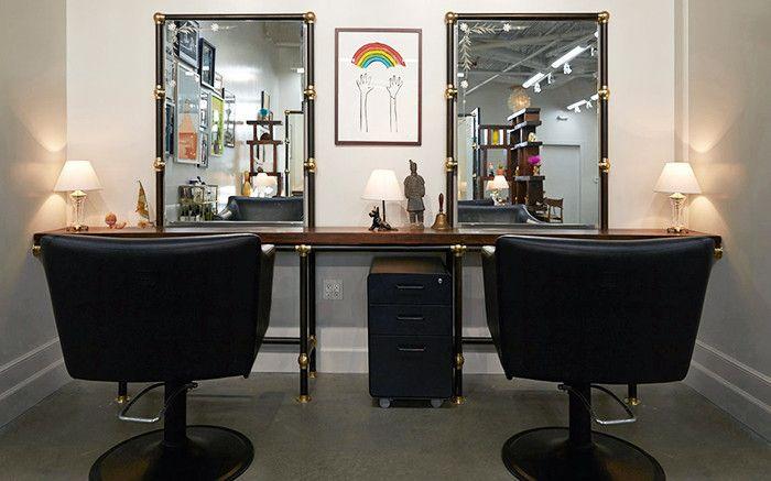 Salon Benjamin interior
