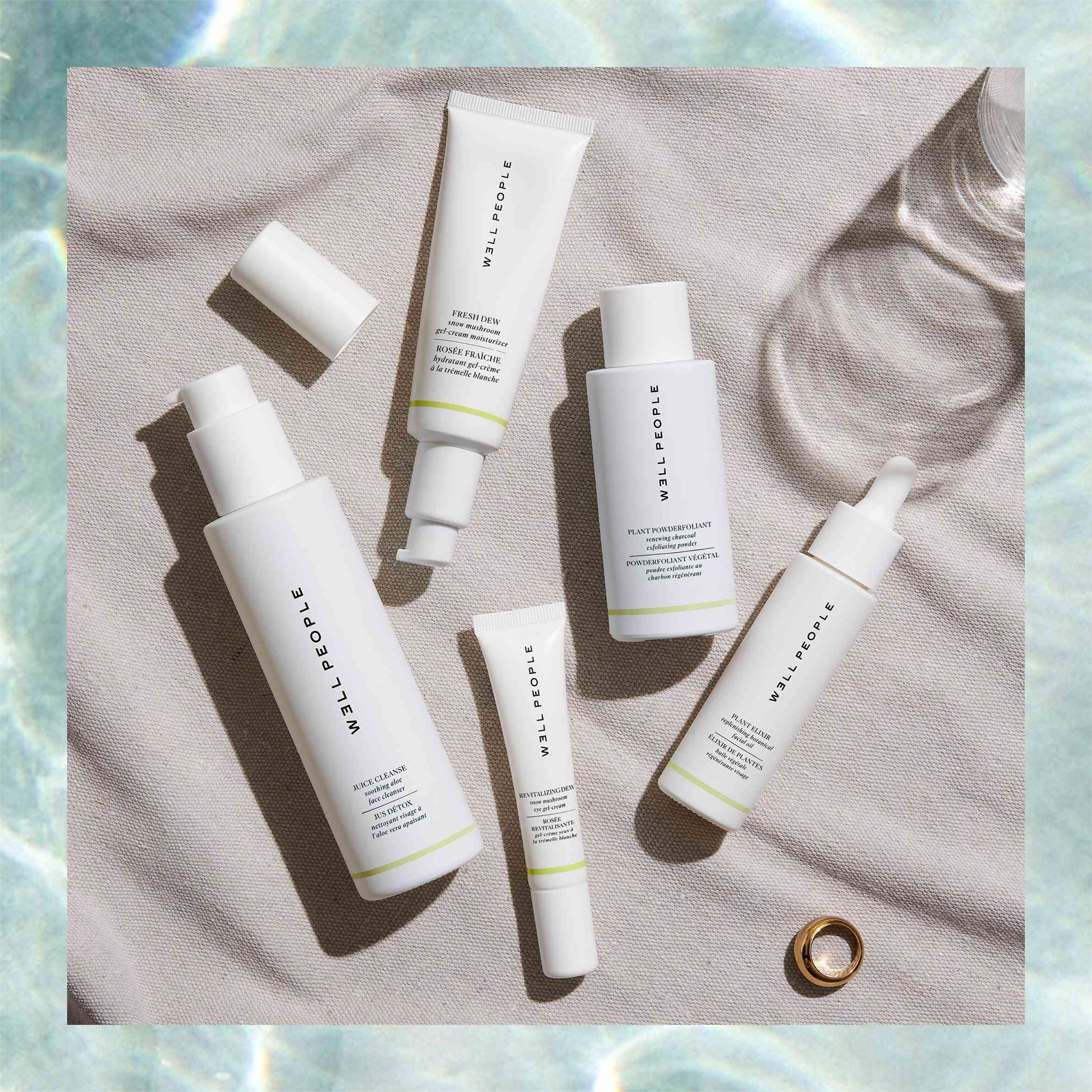 W3LL PEOPLE skincare products