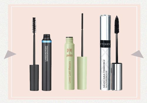 3 different mascaras