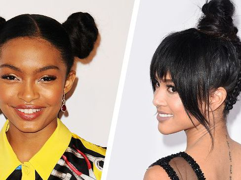 10 Cool And Easy Buns That Work For Short Hair