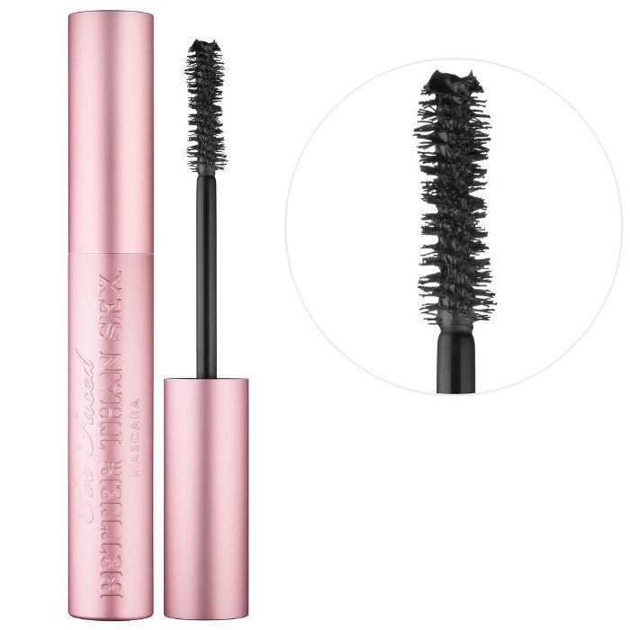 Too Faced Better Than Sex Mascara Standard Size Black