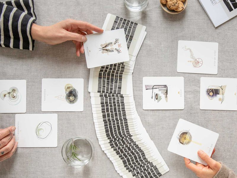 This Deck of Cards Wants to Help You Figure Your Life Out—and They Actually Work
