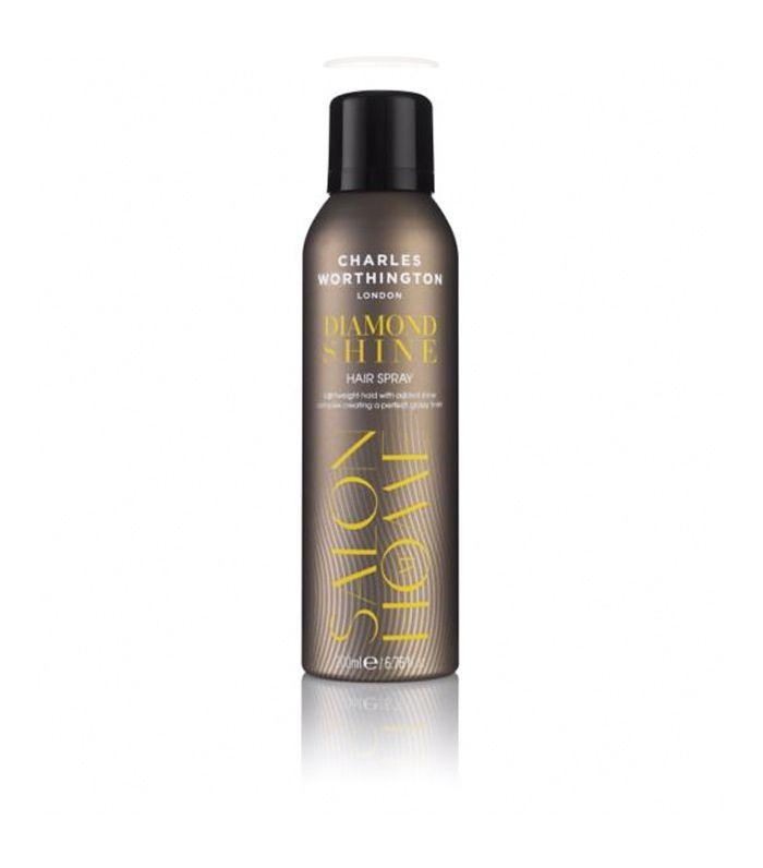 Best hair shine spray: Charles Worthington Diamond Shine Hair Spray