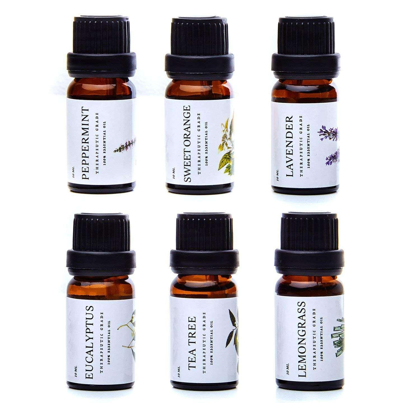 Pure Essentials Essential Oil Set