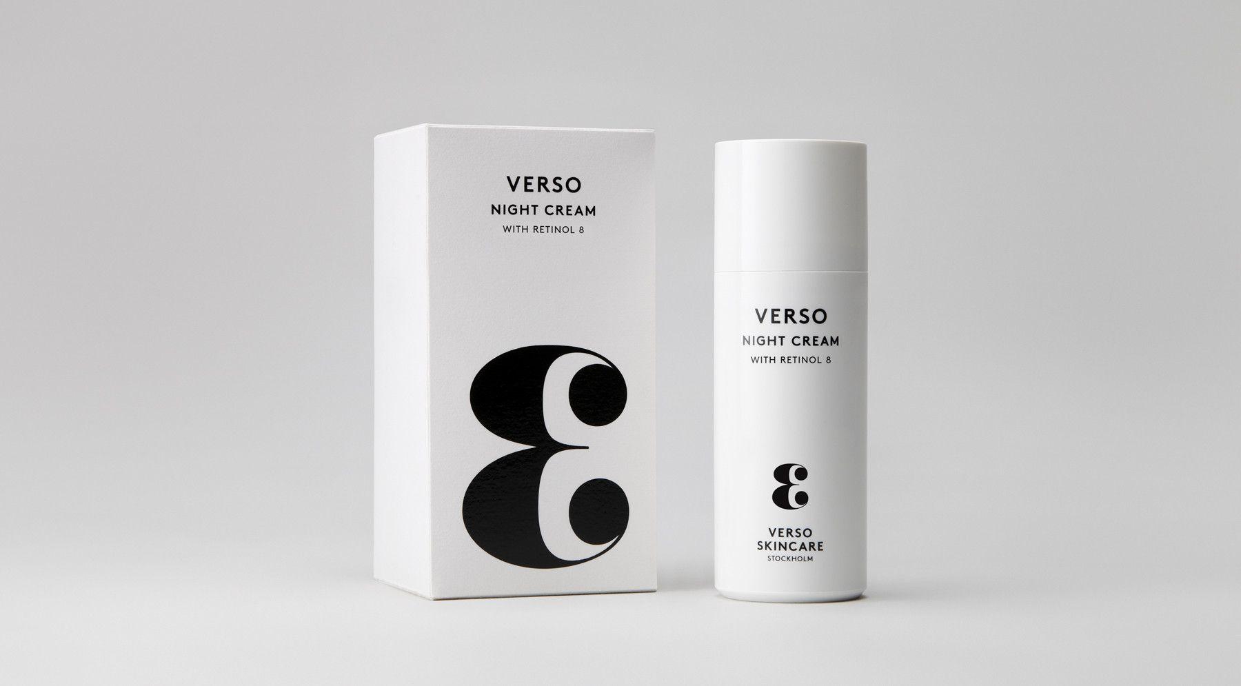 Verso Night Cream with Retinol