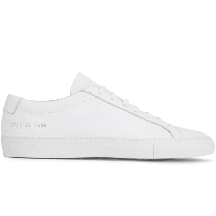 Common Projects Original Achilles Lace-Up Sneakers