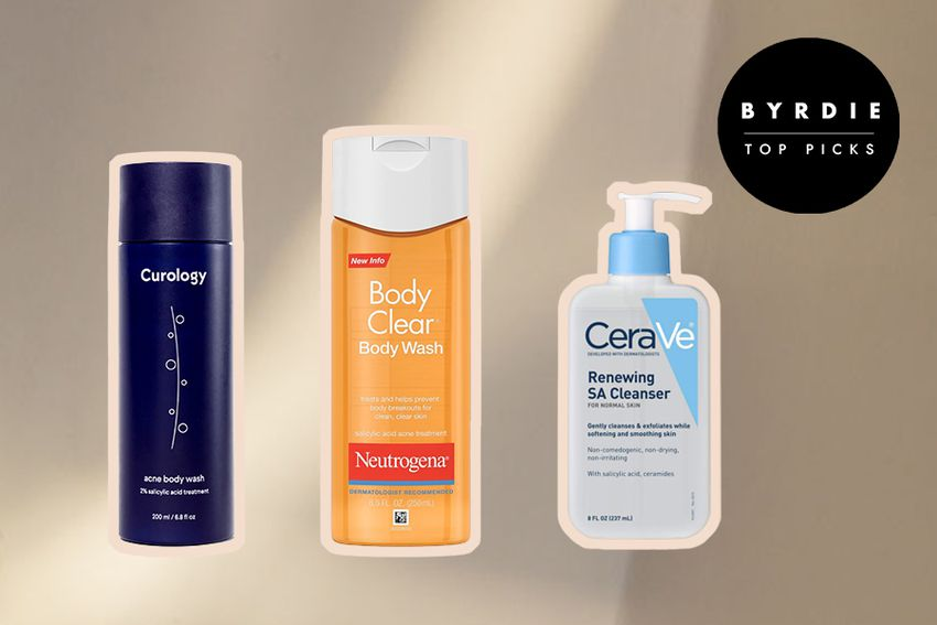 Best Acne-Healing Body Washes