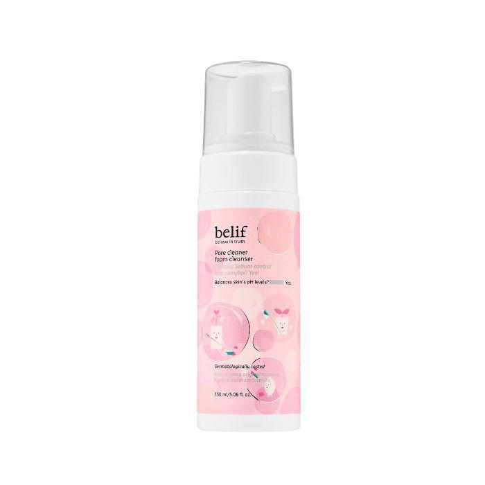 Belif Pore Cleaner Foam Cleanser 5.06 oz/ 150 mL