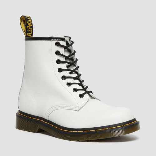 1460 Smooth Leather Lace-Up Boots ($150)
