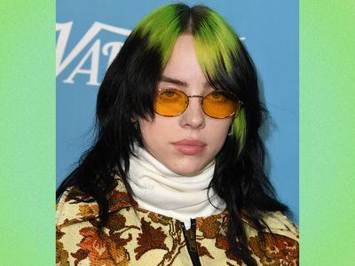 Billie Eilish Hair
