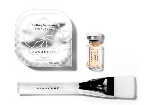 Components of Hanacure All-In-One Facial
