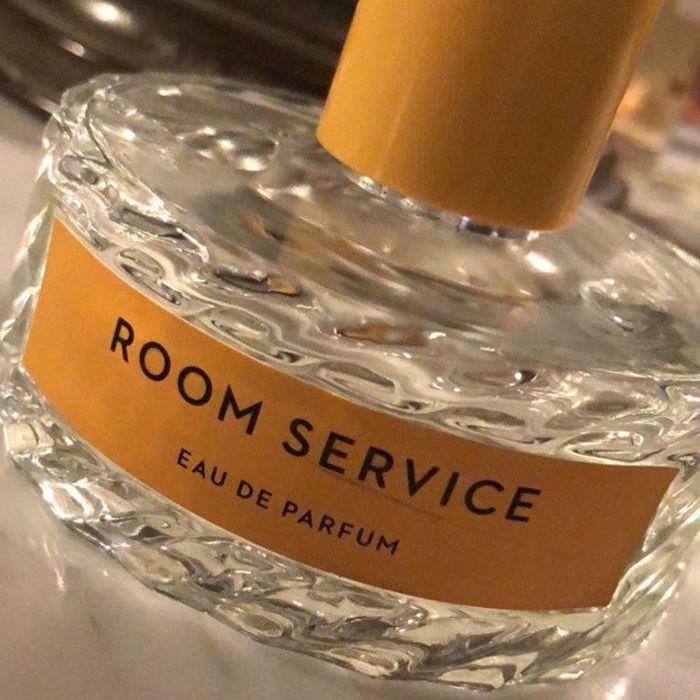 victoria beckham beauty routine: vilhelm parfumerie room service