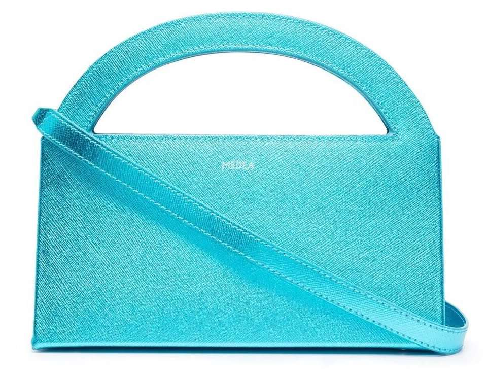 Medea Gradient-Effect Tote Bag