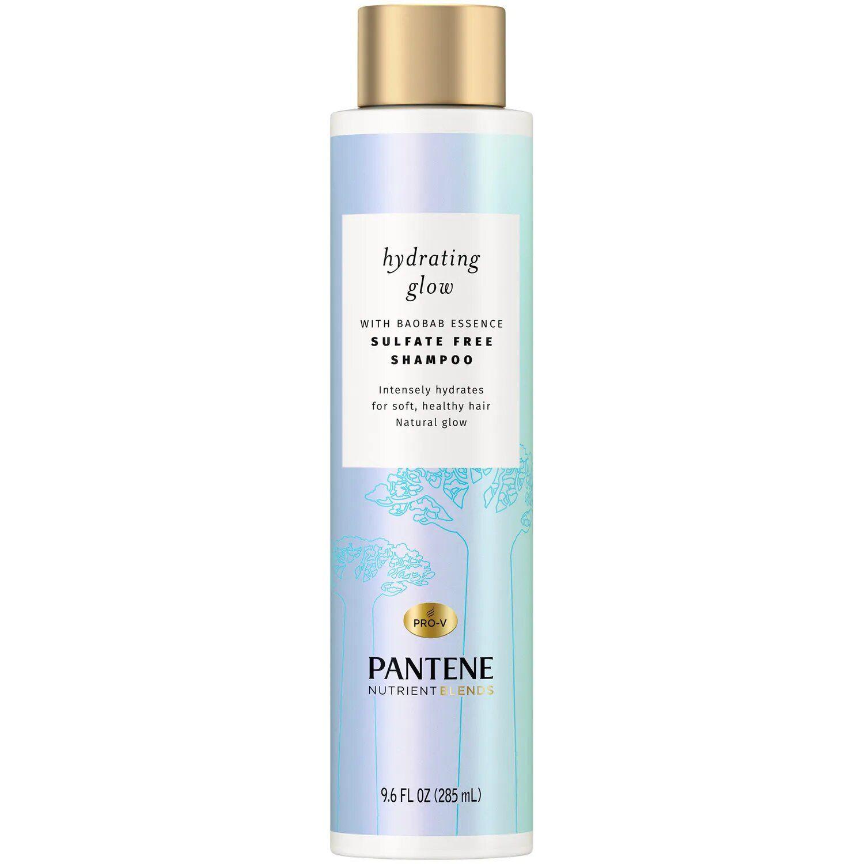 Pantene Hydrating Glow with Baobab Essence Shampoo