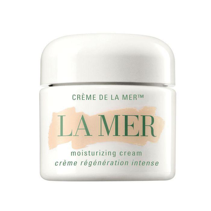 Danielle Peazer daytime makeup look: La Mer Moisturizing Cream