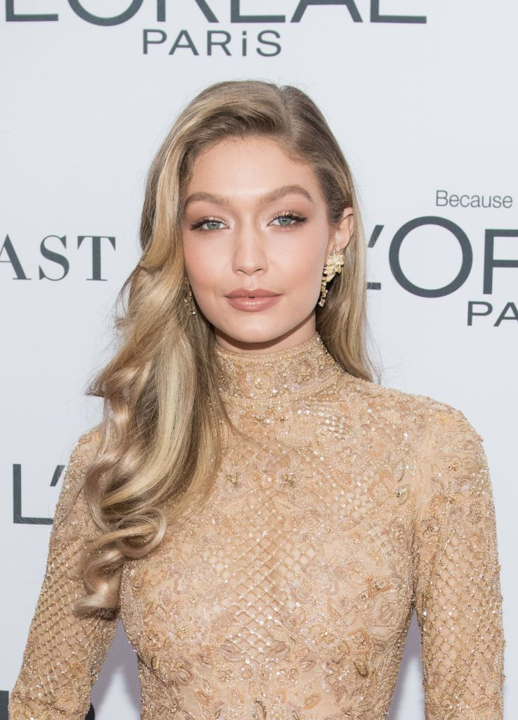 Gigi Hadid at the 2017 Glamour Women of The Year Awards