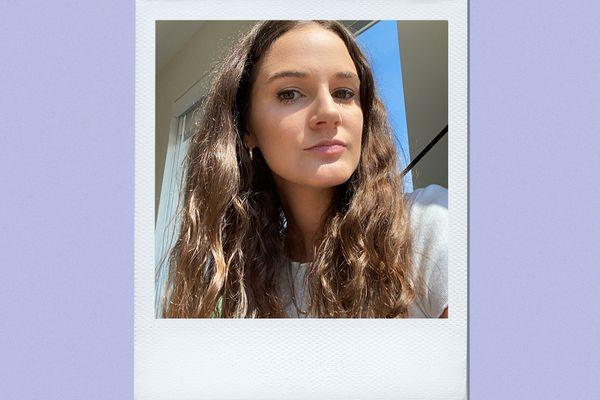 Pantene Beautiful Lengths Shampoo Results on Kelsey Clark
