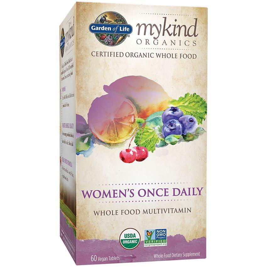 mykind Organics Women's Once Daily Multi