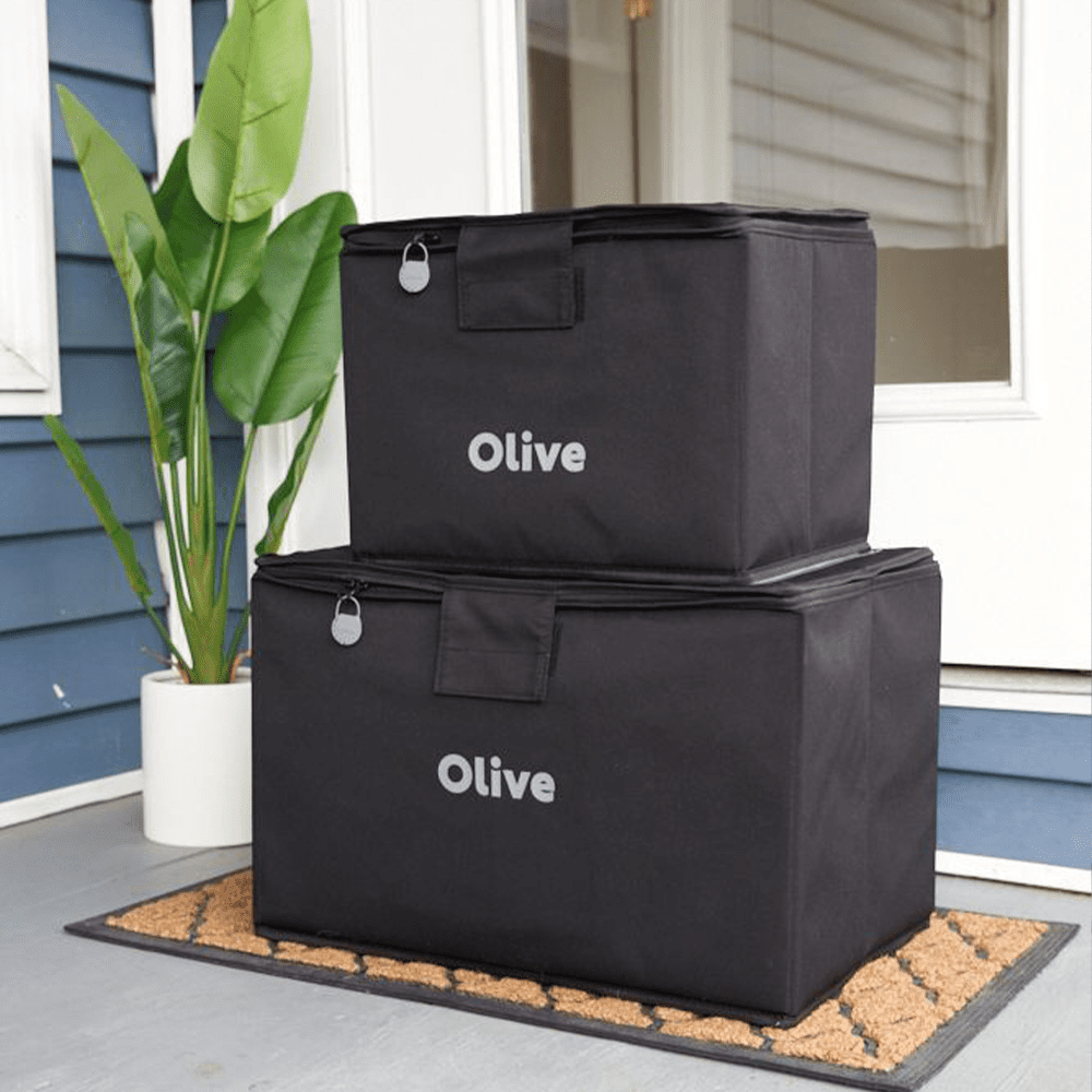 Olive shipping service