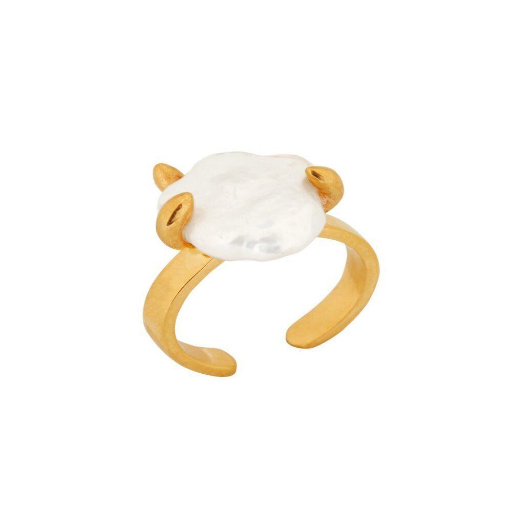 Misho Fleur Midi Ring