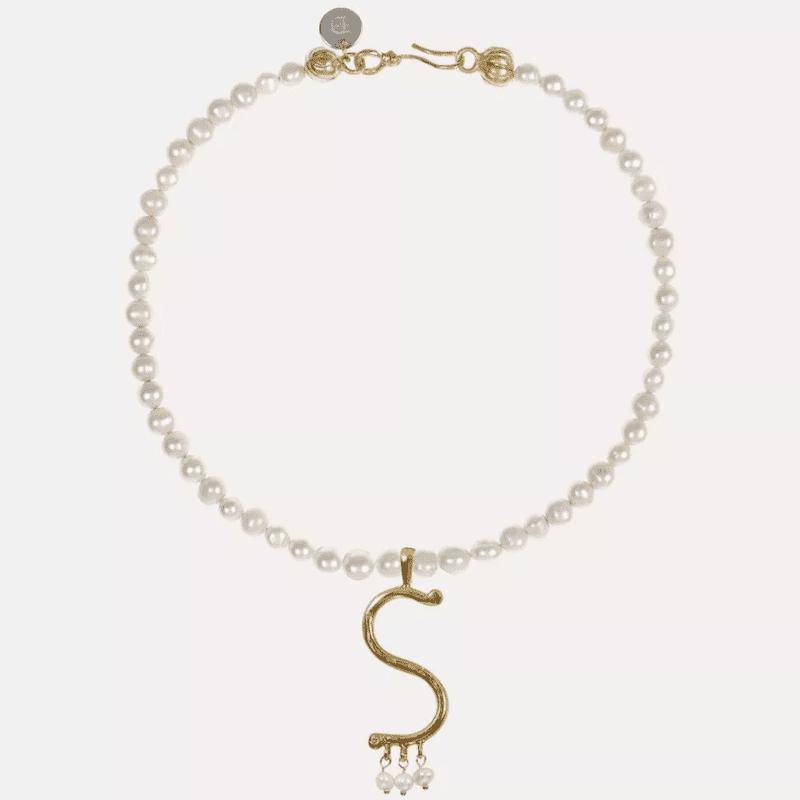 Accessories Dilara Findikoglu Boleyn Necklace