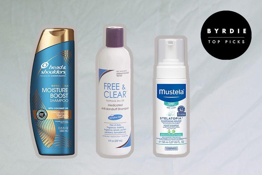 Mustela Best Shampoos for Eczema