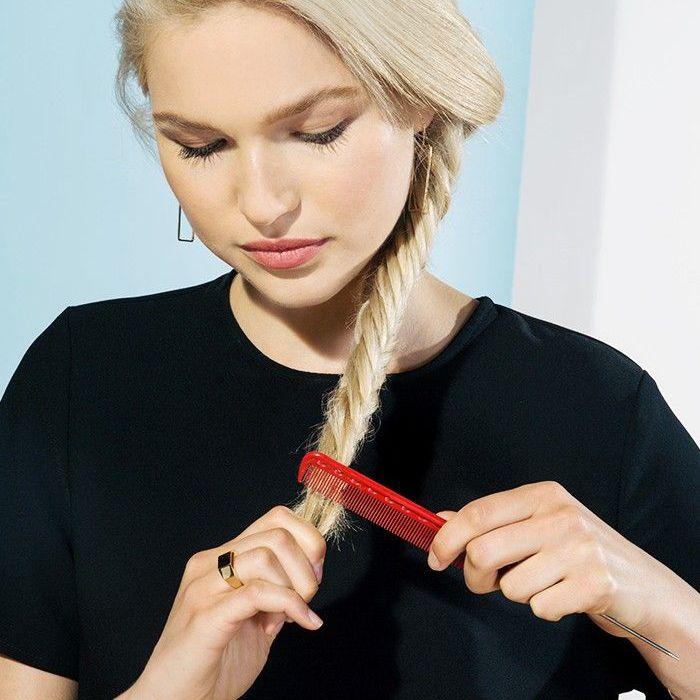 easy fishtail braids