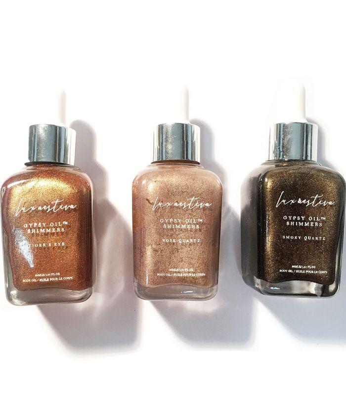 Australian Beauty Brands: Lux Aestiva Shimmer Oil Set