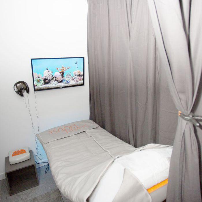 Sweat Lodge private room
