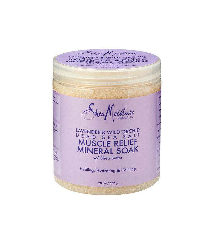 Lavender Mineral Soak