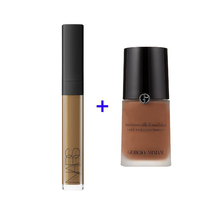 The finished effect is like a blurred, Photoshopped version of my skin that doesn't look like I've caked on makeup. It's my go-to duo when I'm doing my ...