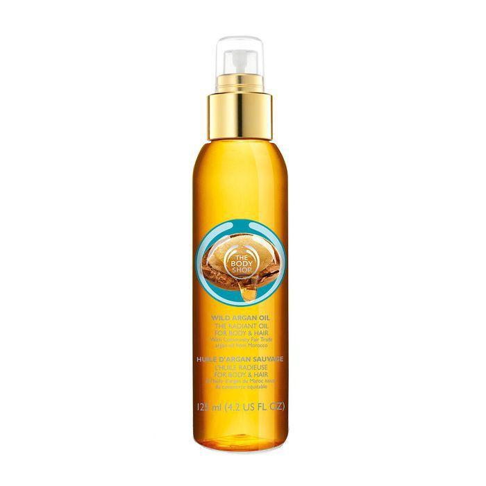 The Body Shop Wild Argan Oil Body Oil