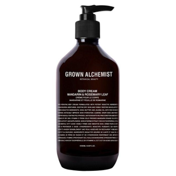 Grown Alchemist Mandarin and Rosemary Leaf Body Cream