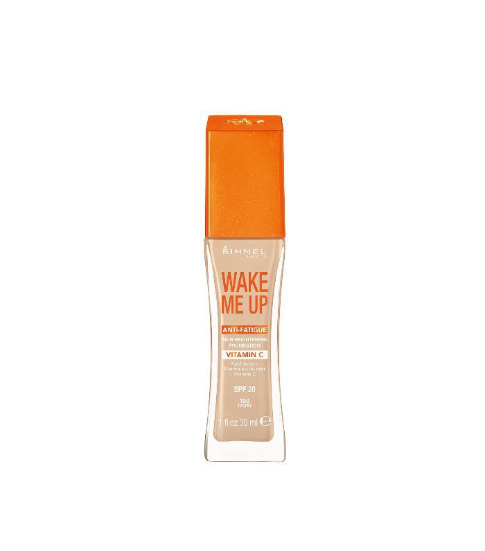 Best summer foundations: Rimmel Wake Me Up Foundation