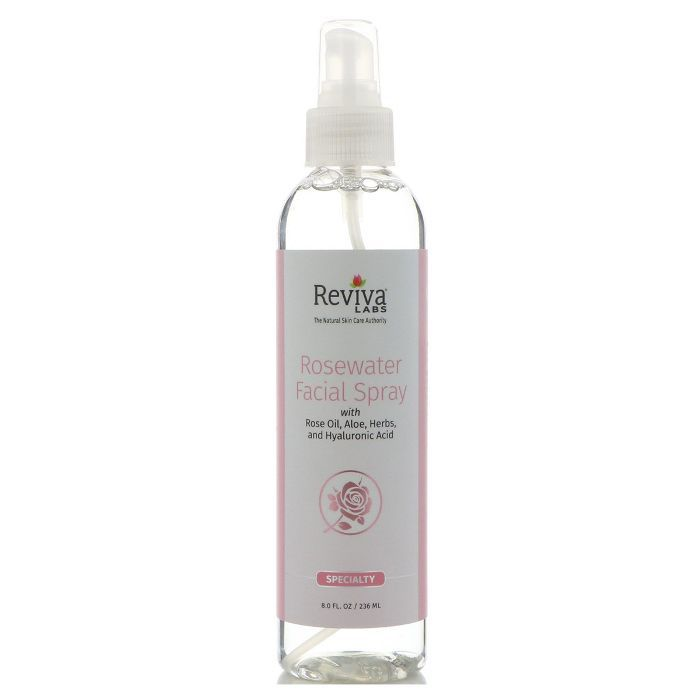 Labs Rosewater Facial Spray, 8 Ounce