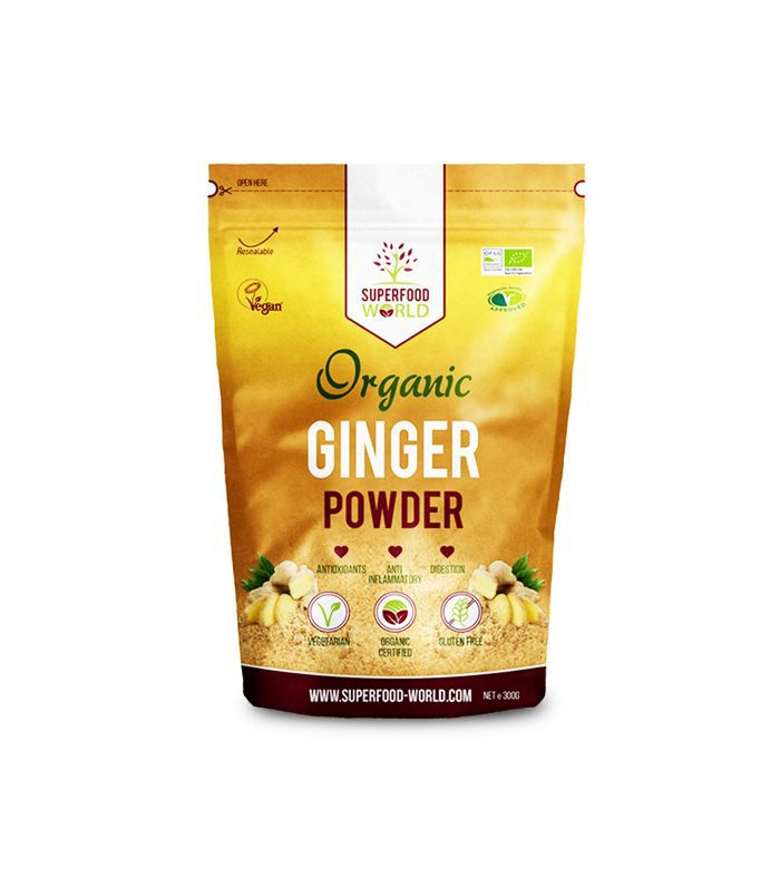 healthy coffee boosters: ginger