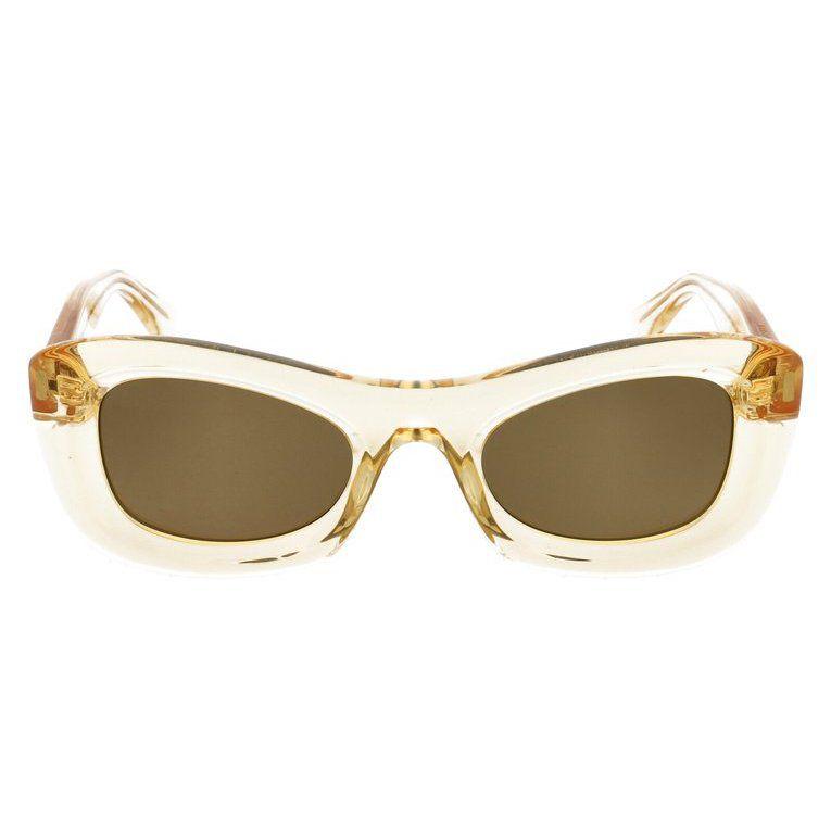 Bottega Veneta Eyewear Rectangle Sunglasses