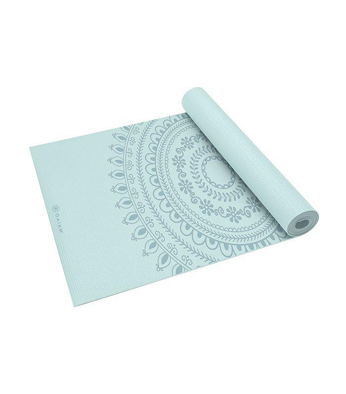 Gaiam Print Premium Yoga Mat