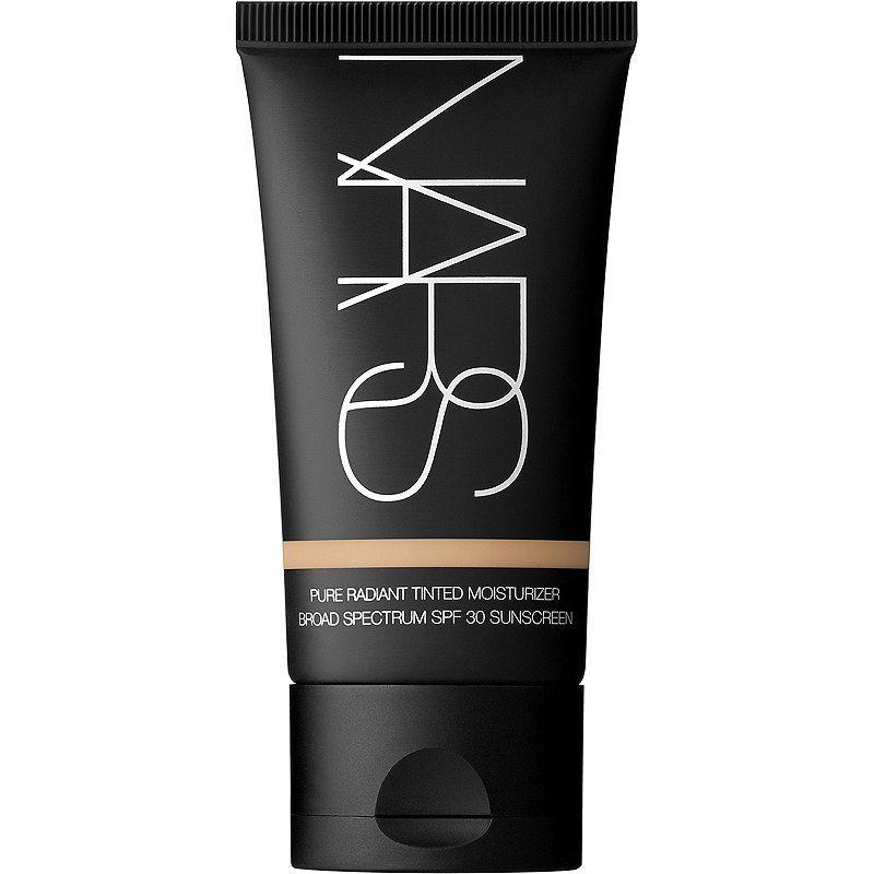 Black tube of tinted moisturizer