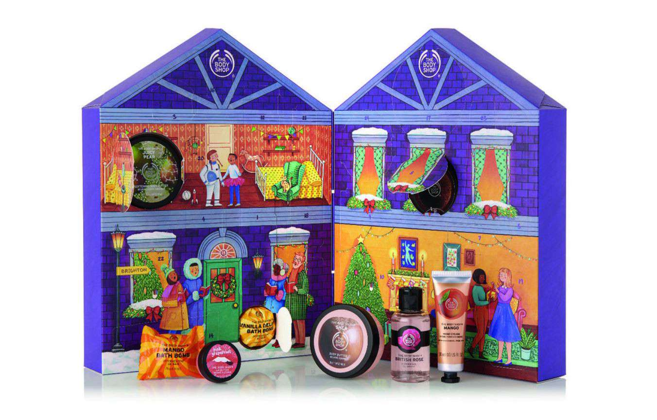 The Body Shop Dream Big Beauty Advent Calendar