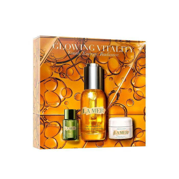 La Mer The Glowing Vitality Set